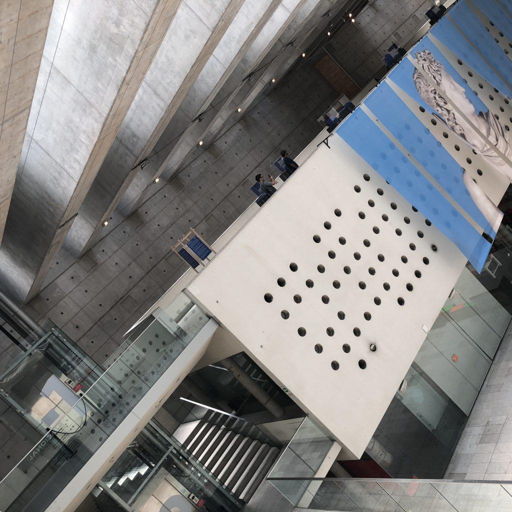 Centro Cultural La Moneda
