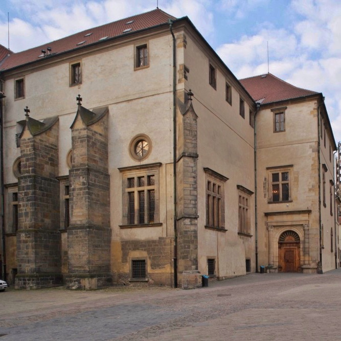 Antigo Castelo de Praga