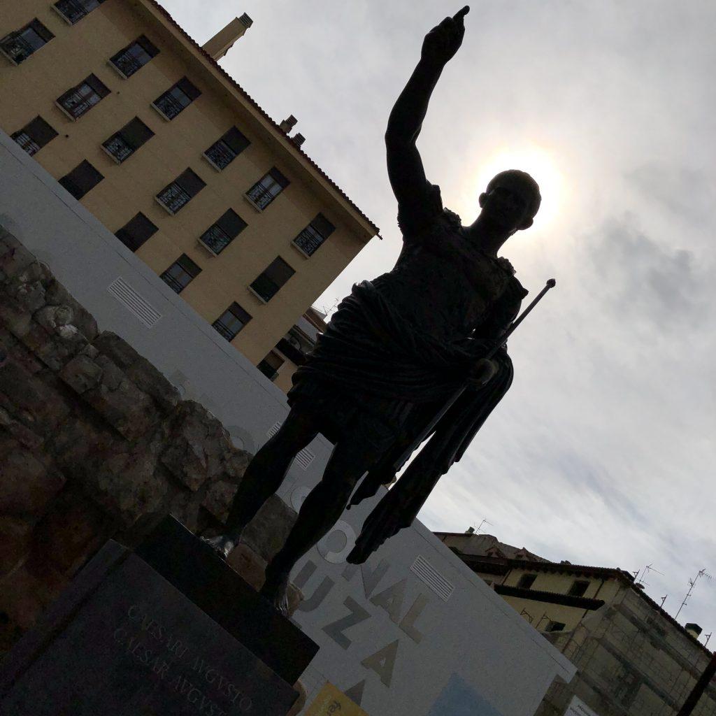 Monumento a Cesar Augusto