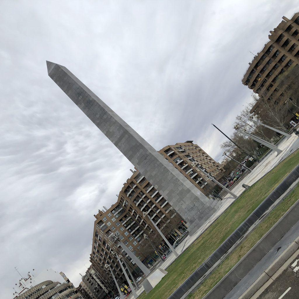 Obelisco Europa
