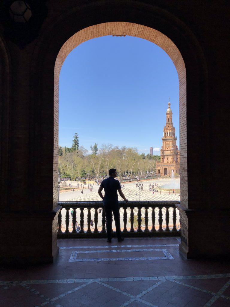 Plaça de España