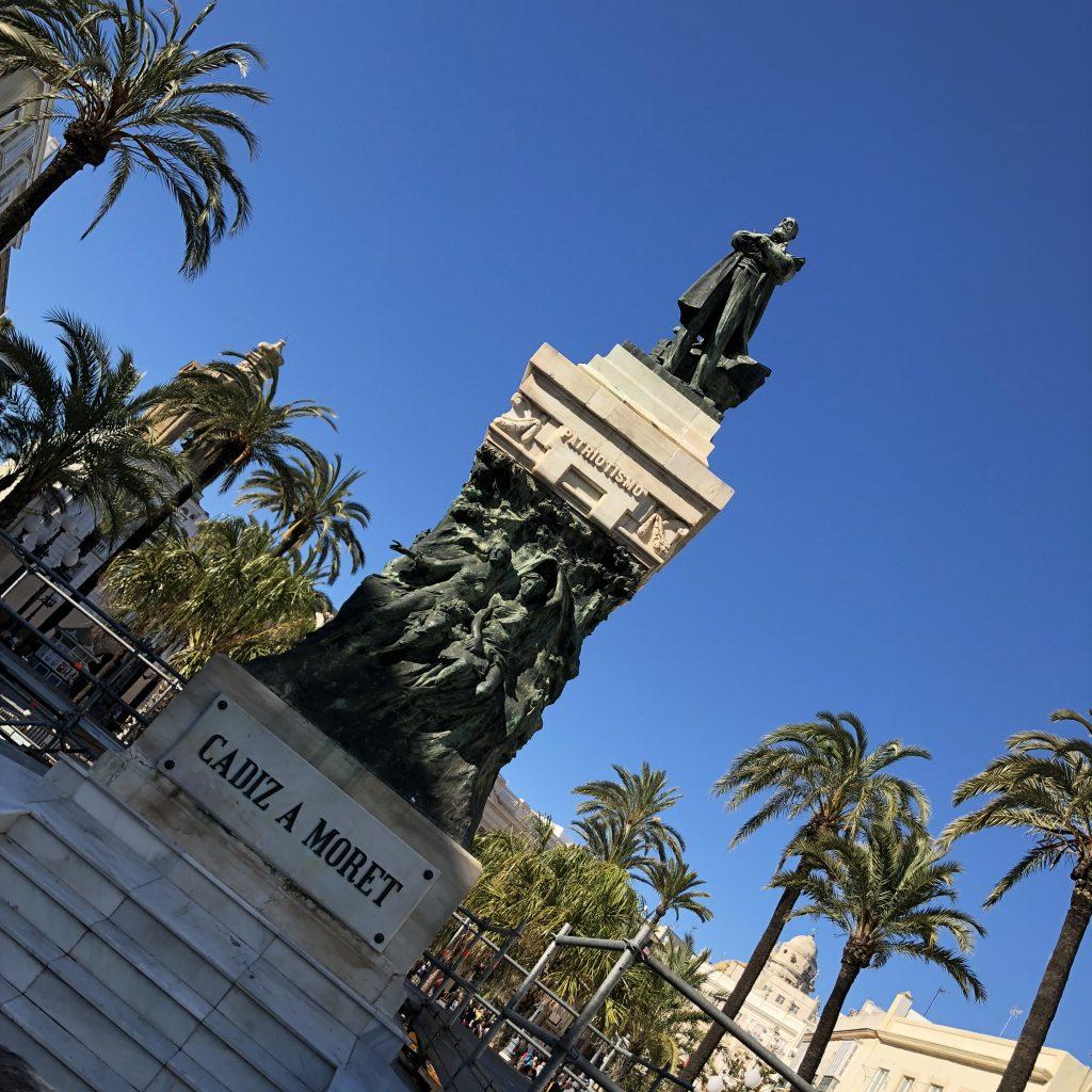 Monumento a Moret