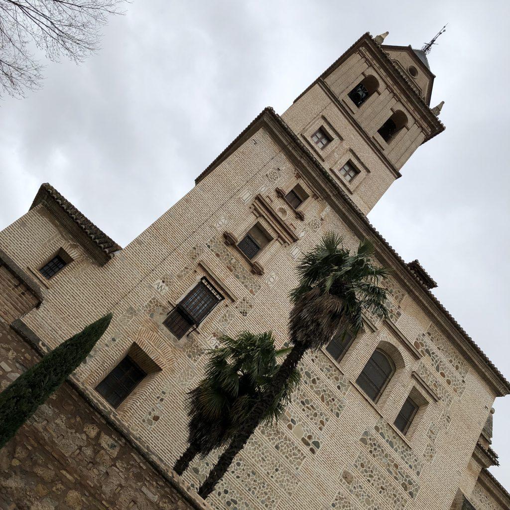 Iglesa Santa Maria de la Alhambra