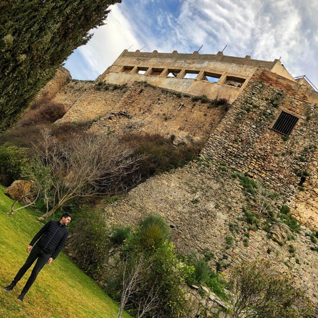 Ruinas de la Alcazaba