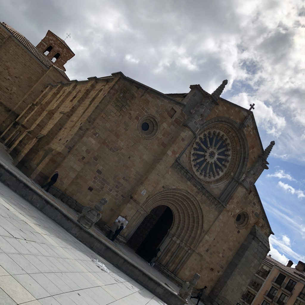 Paroquia de San Pedro - Ávila