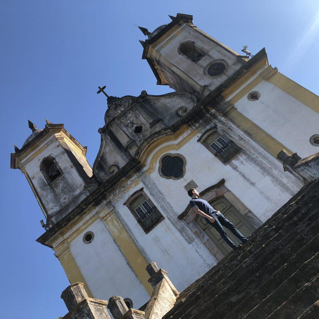 Ouro Preto - Igreja de São Francisco de Paula