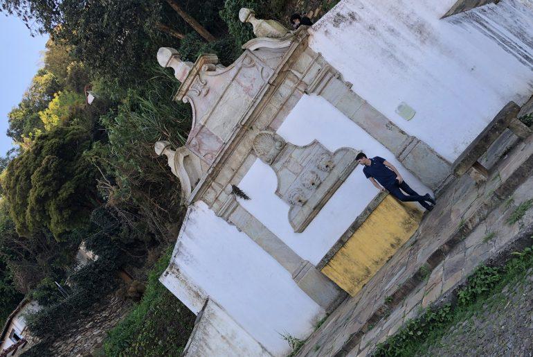 Ouro Preto - Chafariz da Glória