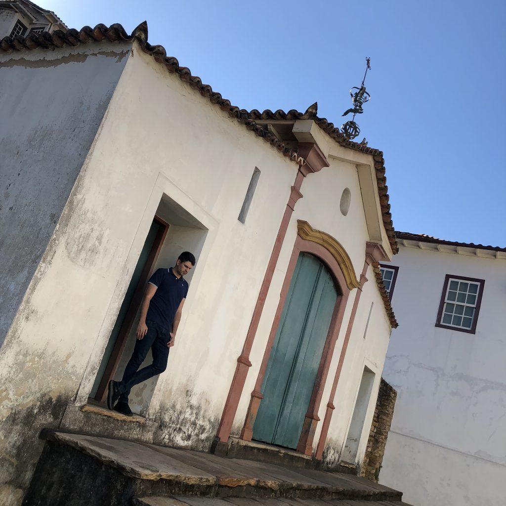 Ouro Preto - Capela do Senhor do Bonfim