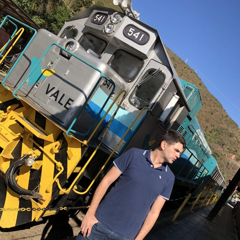 Ouro Preto - Estação Ferroviária