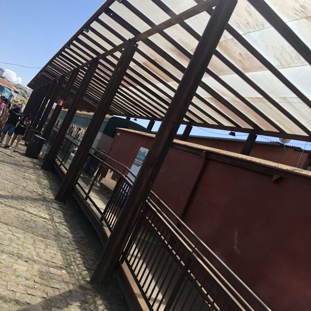 Mariana - Estação de Trem
