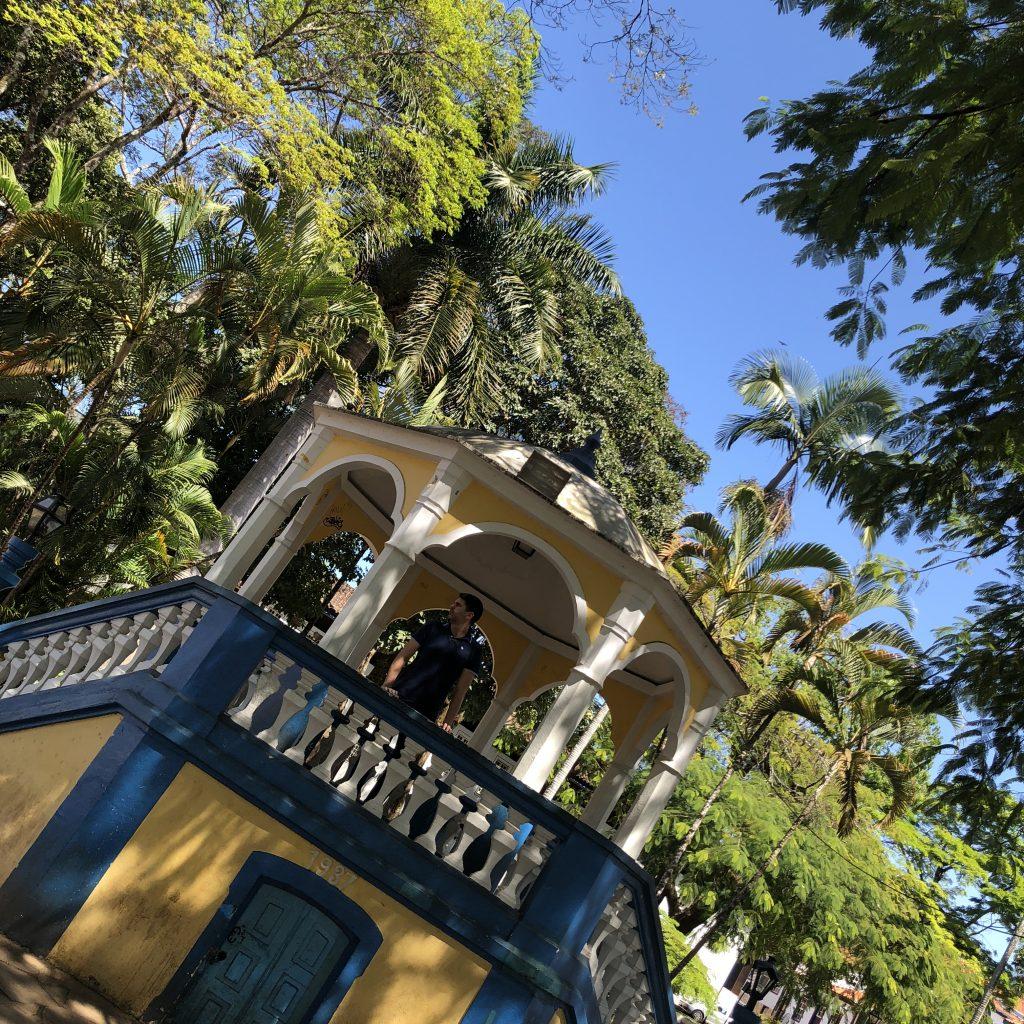 Mariana - Praça Gomes Ferreira