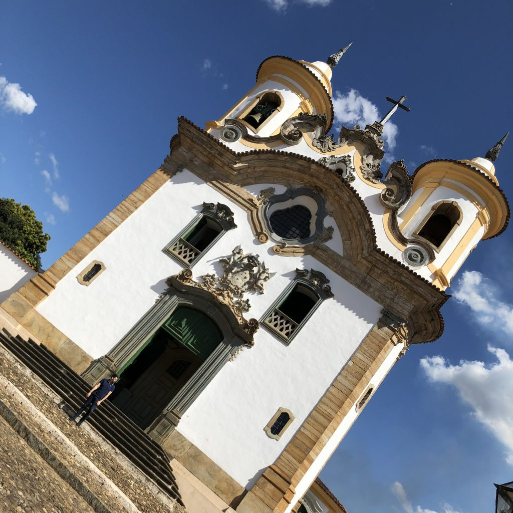 Mariana - Igreja de Nossa Senhora do Carmo