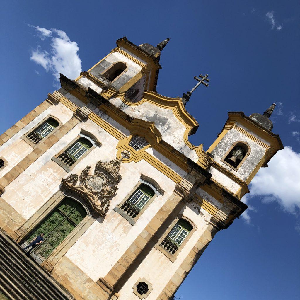 Mariana - Igreja de São Francisco de Assis