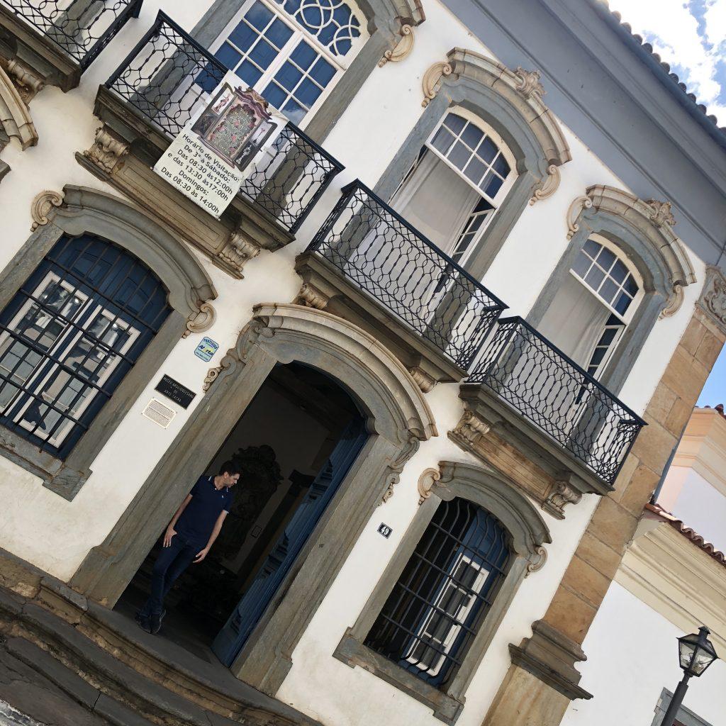 Mariana - Museu Arquidiocesano de Arte Sacra