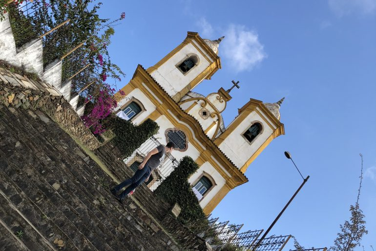 Ouro Preto - Nossa Senhora das Mercês e Perdões