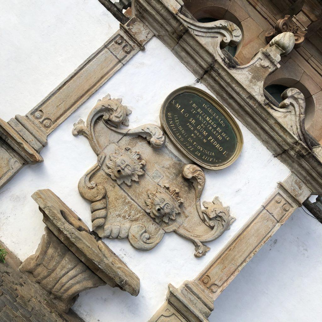 Ouro Preto - Chafariz da Praça Tiradentes