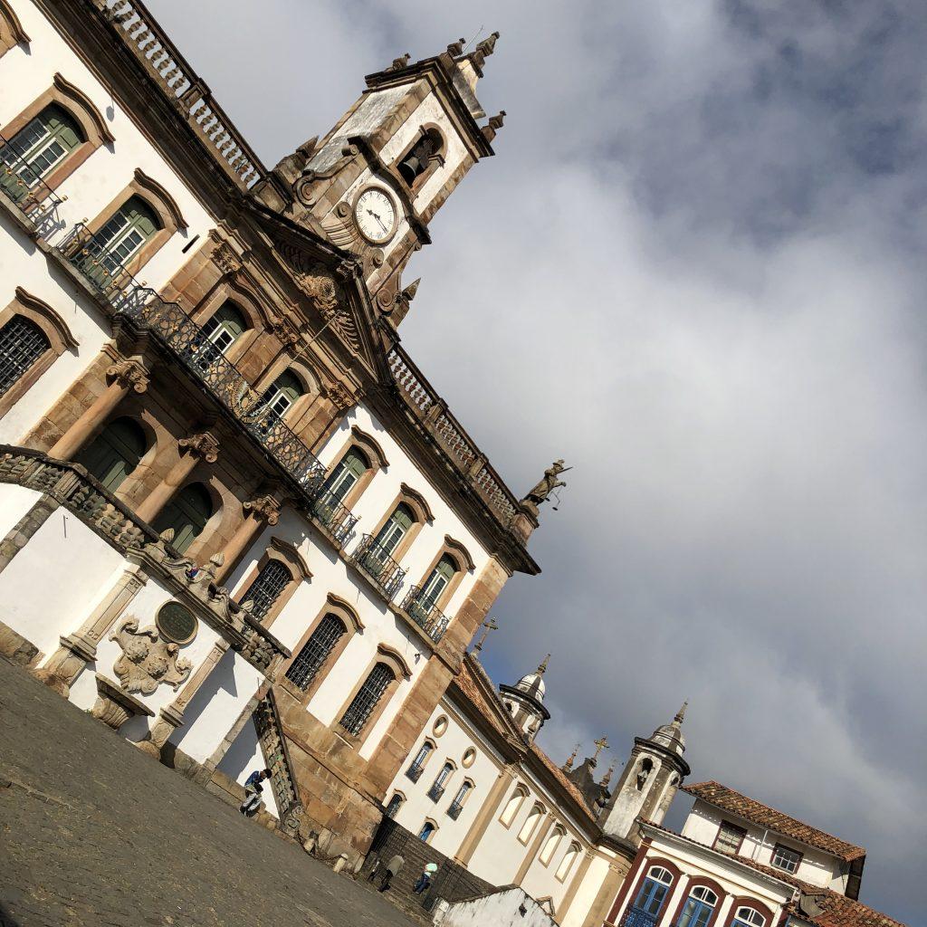 Ouro Preto - Praça Tiradentes