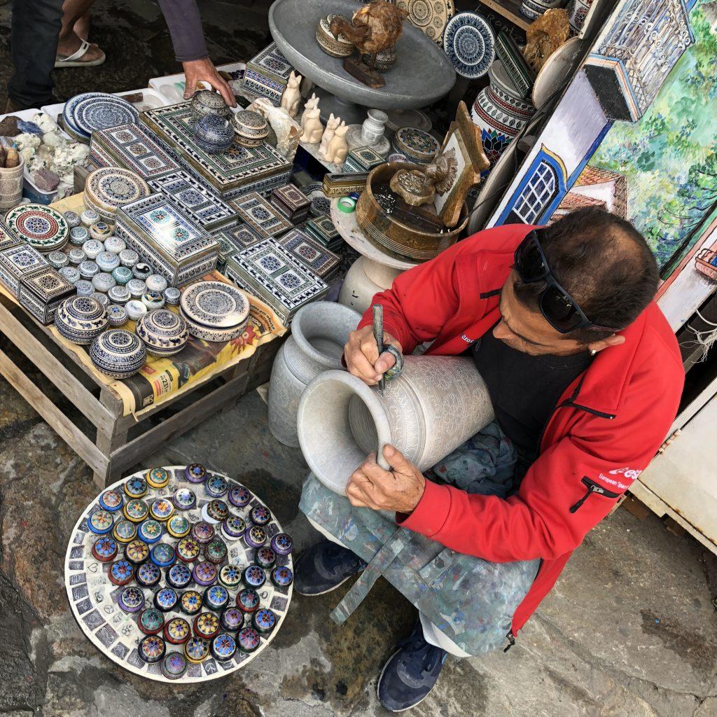 Ouro Preto - Feira de Pedra Sabão