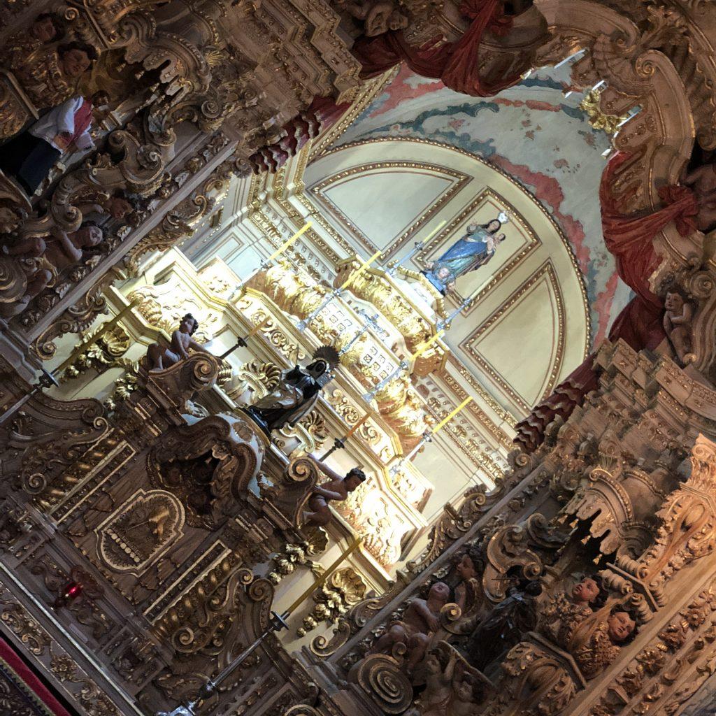 Ouro Preto - Igreja Santa Efigênia