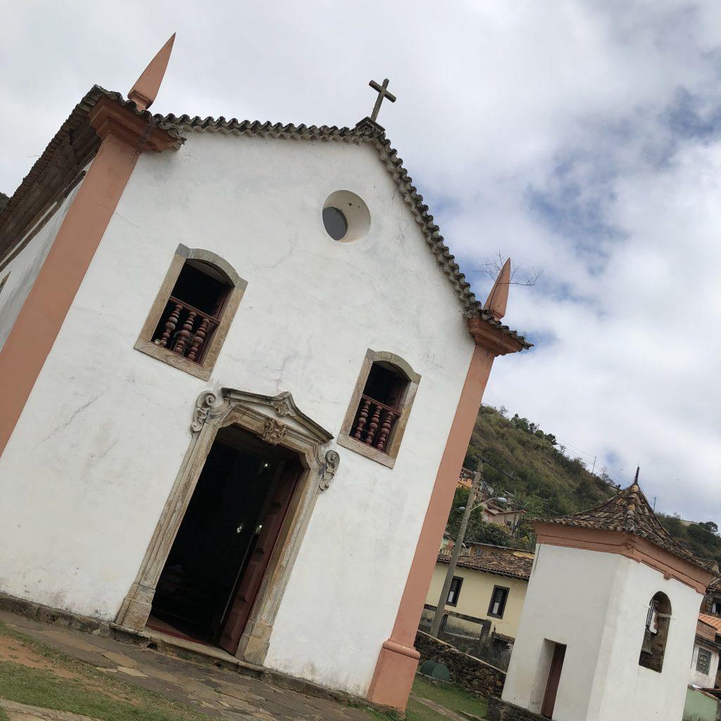 Ouro Preto - Capela Padre Faria