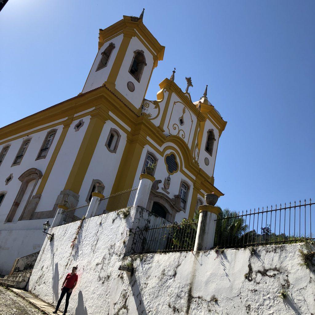 Ouro Preto - Igreja de Nossa Senhora da Conceição