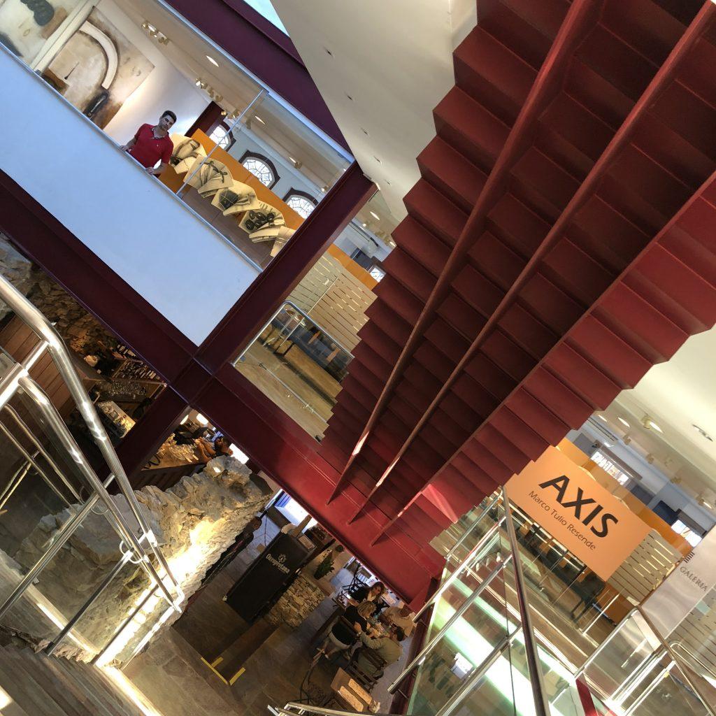 Centro Cultural SESI Ouro Preto