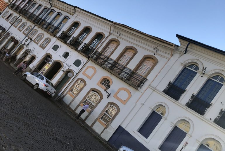 Ouro Preto - Conjunto Alpoim