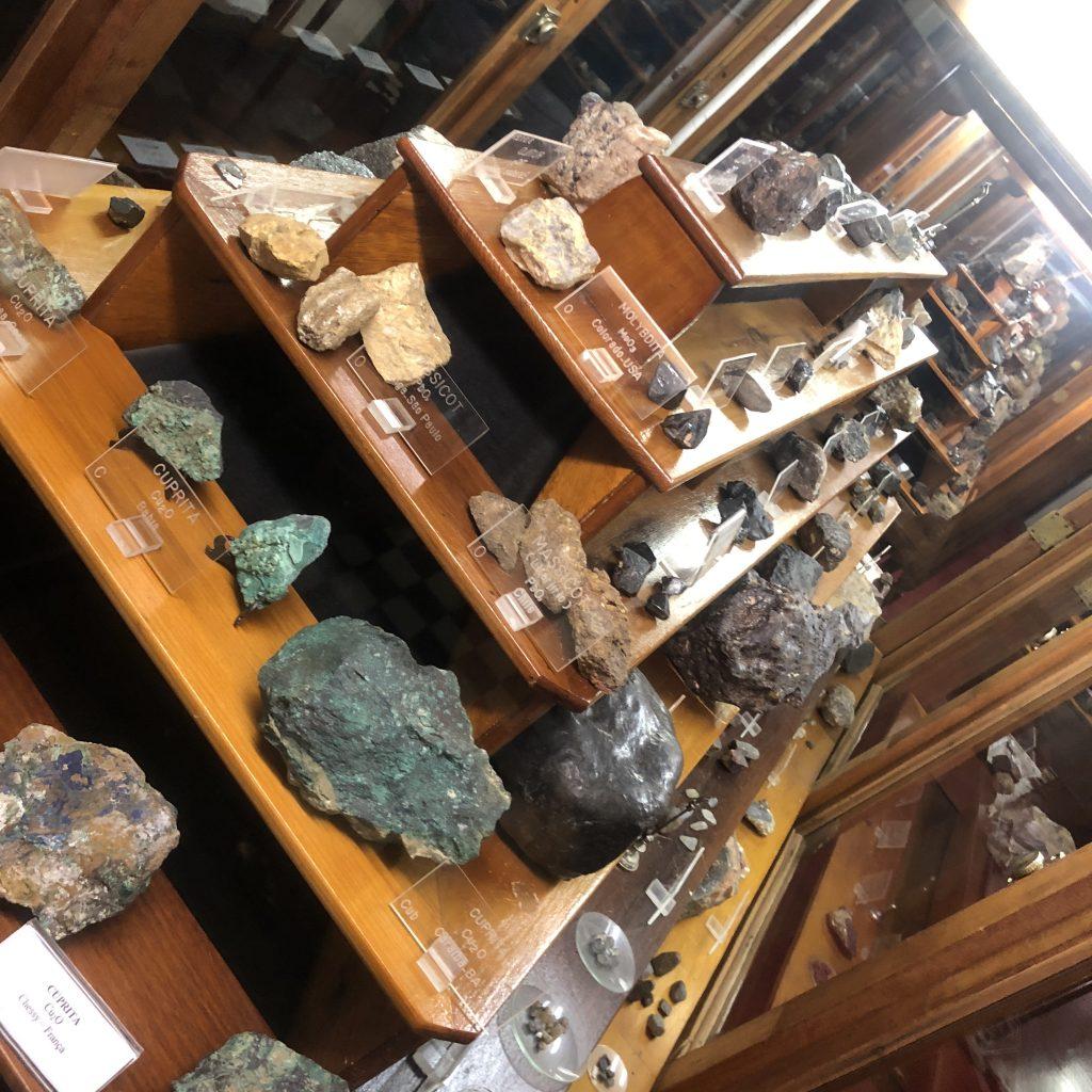 Ouro Preto - Museu de Ciência e Técnica