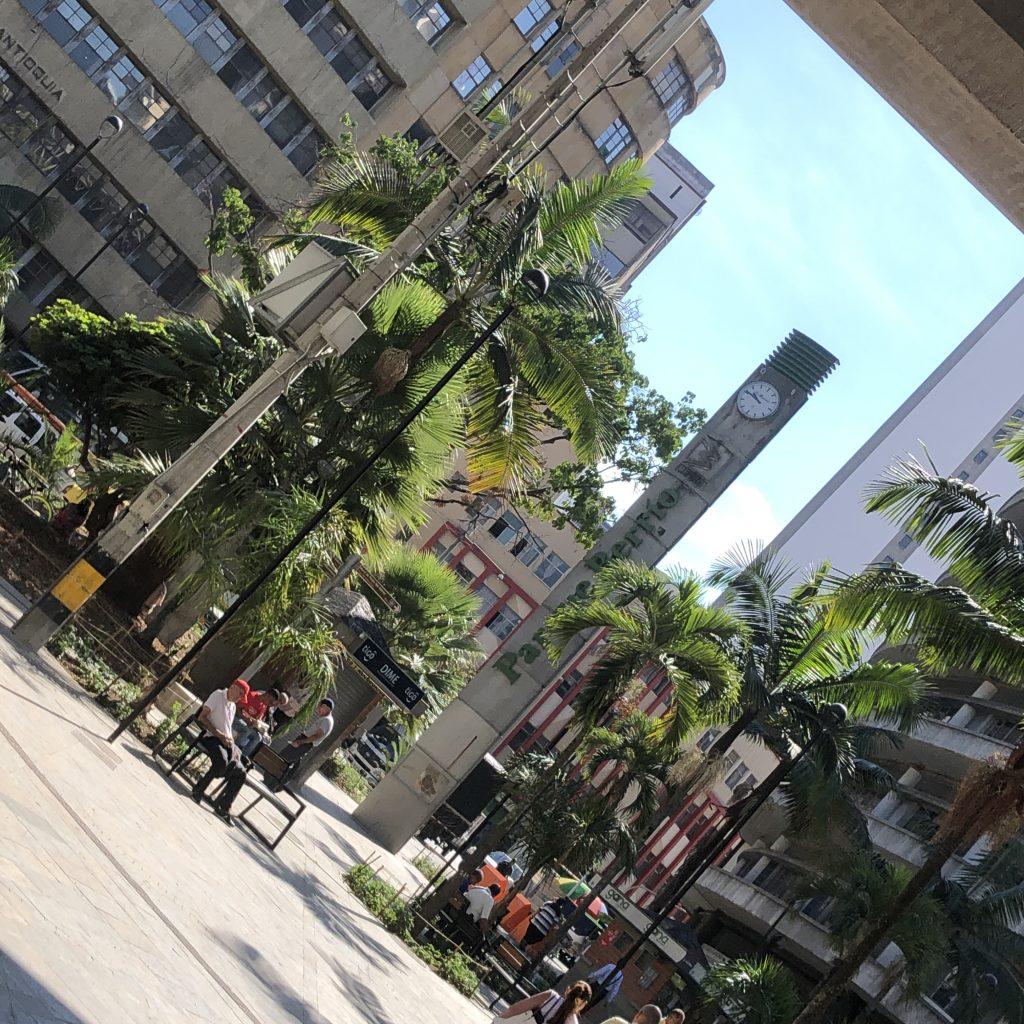 Parque Berrio