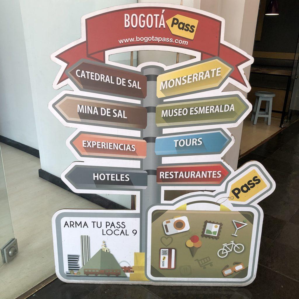 Bogotá Pass