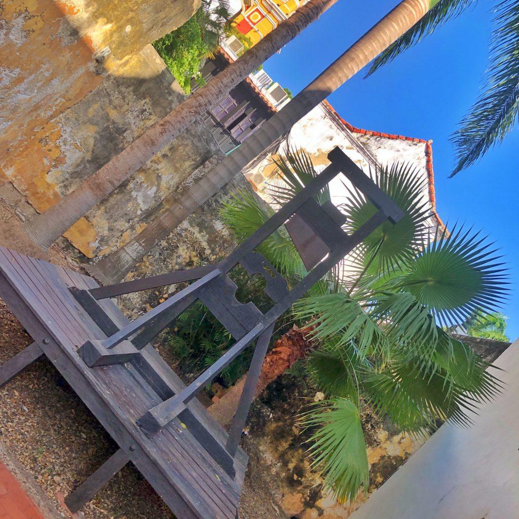 Palacio de la Inquisición - Cartagena