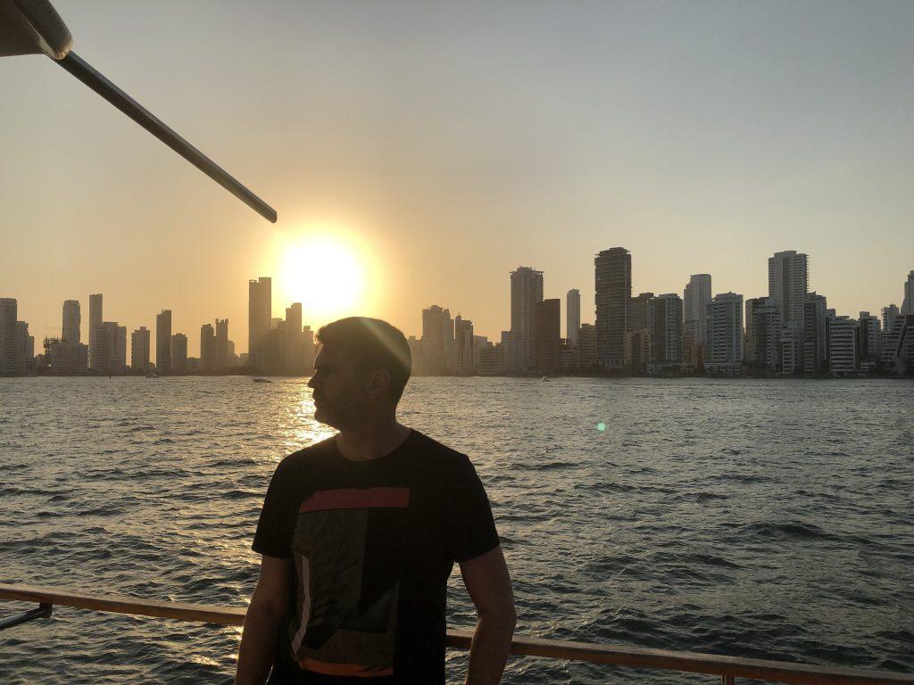 Sunset Cruise - Cartagena