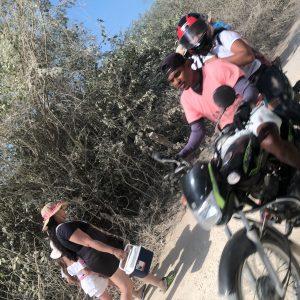 Playa Blanca - Backpackers Cartagena
