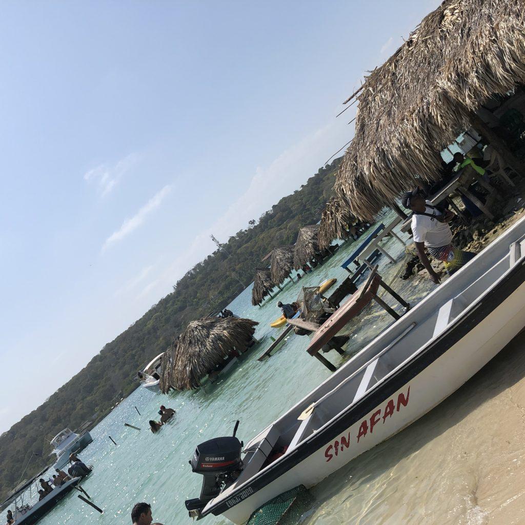 Islas del Rosario - Backpackers Cartagena