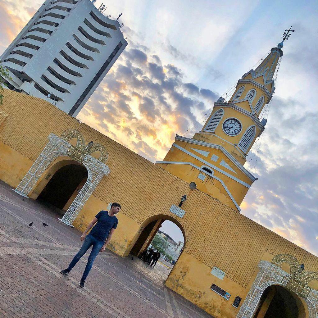 Torre del Reloj - Cartagena